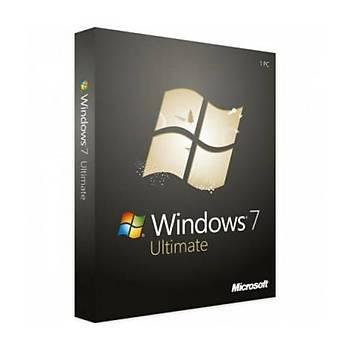 Windows 7 Ultimate Oem Lisans Anahtarý 32&64 Bit Key
