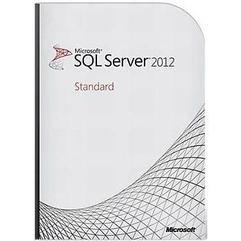 Sql Server 2012 Standart  Oem Lisans Anahtarý Key