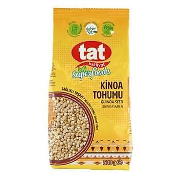 Tat Kinoa Tohumu 500 gr