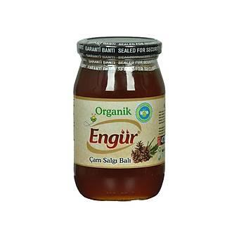 Engür Organik Çam Salgý Balý 470gr
