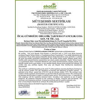 Organik Bahçe Organik Glutensiz Bebek Mýsýr Unu 250g