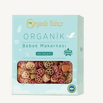 Organik Bahçe Organik Bebek Makarnasý 250 Gr