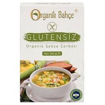 Organik Bahçe Organik Glutensiz Sebze Çorbasý 100 Gr