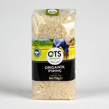 Organik Pirinç 750 Gr. +6 Ay
