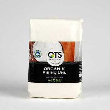 Ots Organik Tam Pirinç Unu 750 Gr. 6+ Ay