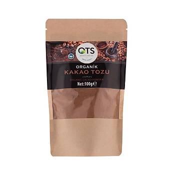 OTS Organik Kakao Tozu