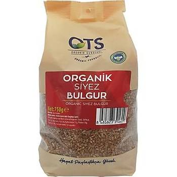 OTS Organik Siyez Bulguru 750 Gr +9 ay