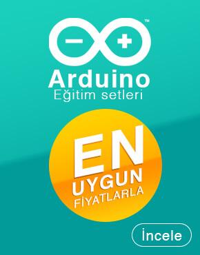 Arduino Baþlangýç Setleri
