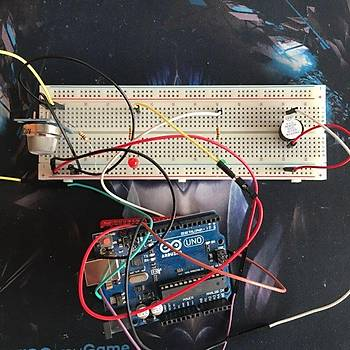 Arduino MQ2 Bütan ve Duman Sensörü Projesi (Proje 8)