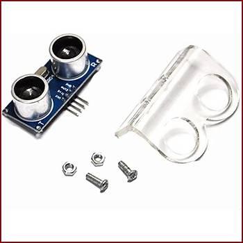 Arduino HC-SR04 Ultrasonik Mesafe Sensörü Baðlatý Aparatý