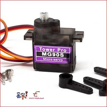 Tower Pro MG90S Servo Motor