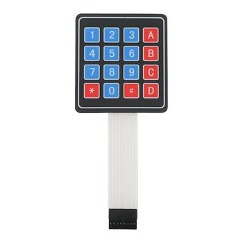 4x4 Membran Tuþ Takýmý - Keypad