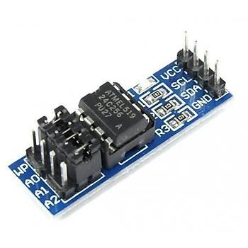AT24C256 I2C EEPROM Hafýza Modülü