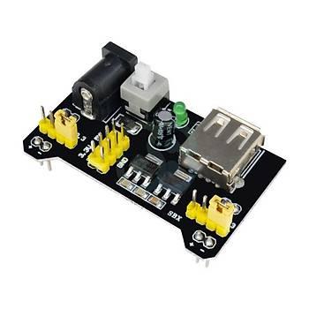 Arduino Breadboard Power Supply Module 3.3V 5V
