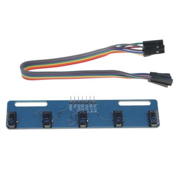 TCRT5000L 5'li Çizgi Ýzleyen Sensör