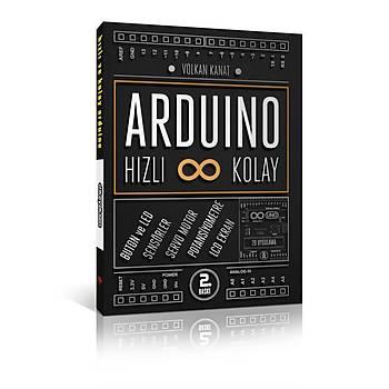 Hýzlý ve Kolay Arduino (Kitap)