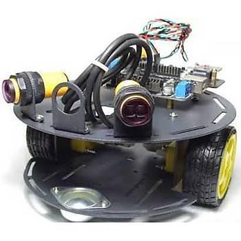 Arduino 80 cm Menzilli Kýzýlötesi Sensör - MZ80(E18-D80NK)