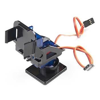 Mini Pan-Tilt Demonte Kit (Servo Hariç)