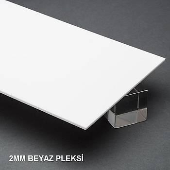 Pleksi Levha Beyaz 2mm Pleksiglass Her Boyutta