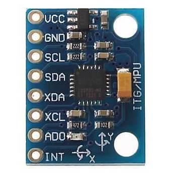 MPU6050 6 Eksen Ývme ve Gyro Sensörü - GY-521