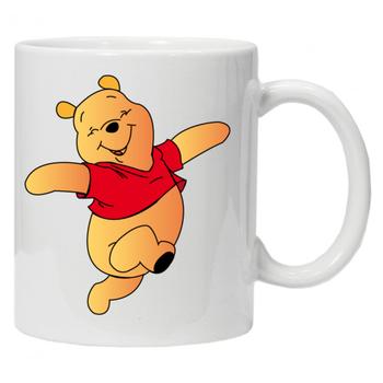 Winnie The Pooh Baskýlý Kupa Bardak