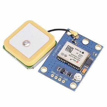 GY-NEO6MV2 GPS Modülü - Uçuþ Kontrol Sistem GPS?i