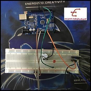 Arduino Alev Ateþ Algýlama Projesi (Proje 7)