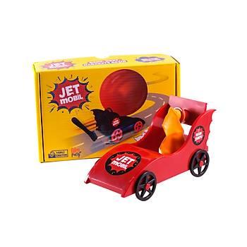Jet Mobil Balonlu
