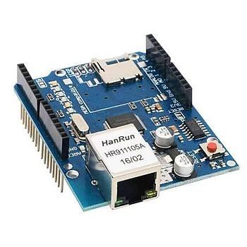 Arduino Ethernet Shield (Wiznet W5100)