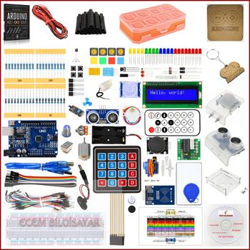 Arduino Baþlangýç Seti Lite 56 Parça 179 Adet