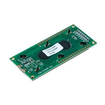 Arduino 16x2 LCD Ekran, Mavi Üzerine Beyaz
