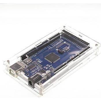 Arduino Mega 2560 Pleksi Kutu (Demonte)
