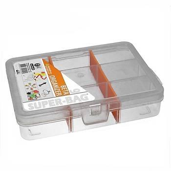 Super-Bag 9 Bölmeli Beta Organizer - ASR2092