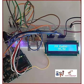Arduino ile FM Radyo Projesi (Proje 14)