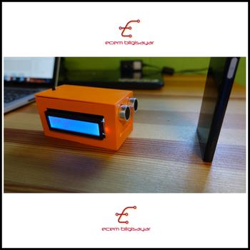 Arduino Elektronik Metre (Proje 1)