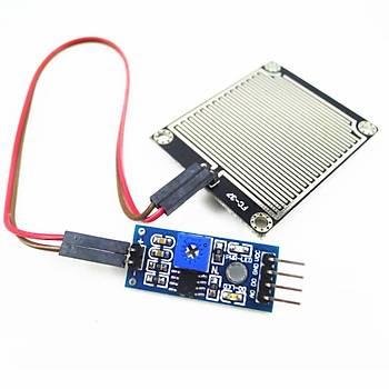 Arduino Yaðmur Sensörü