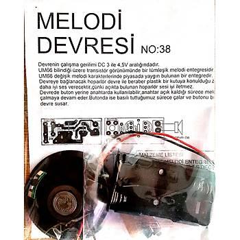 Melodi Devresi (Demonte)