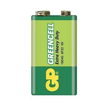 GP 9V Supercell Pil