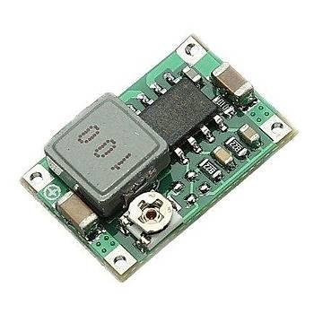 2A Mini Ayarlanabilir Voltaj Düþürücü Regülatör Kartý