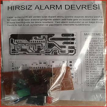 Hýrsýz Alarm Devresi (Demonte)