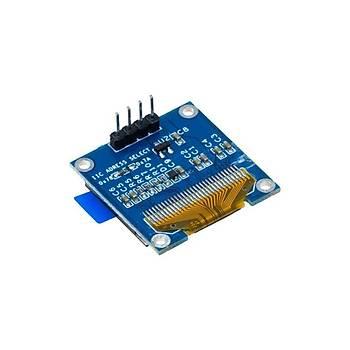 Arduino 0.96 inch I2C OLED Ekran