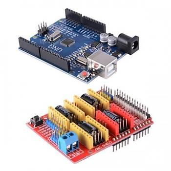 Arduino Uno Mini CNC Kit