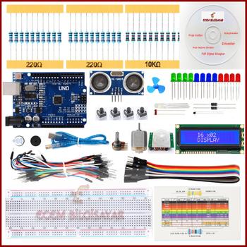 Arduino Baþlangýç Seti Multi 21 Parça 123 Adet