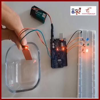 Arduino ile Su Seviye Sensörü Projesi (Proje 9)