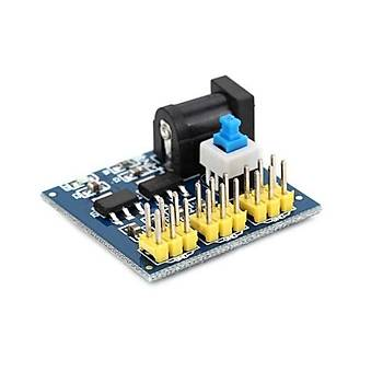 Arduino Step Down DC DC Çevirici 6-12V - 3.3-5.5V