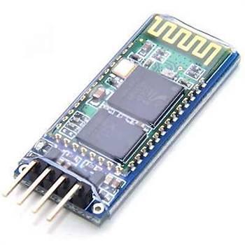 Arduino HC06 Bluetooth-Serial Modül Kartý