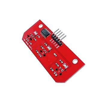 3'lü Çizgi Ýzleyen Sensör Kartý - TCRT5000