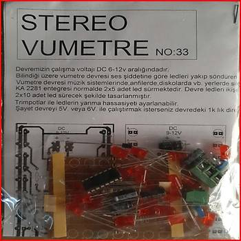 Stereo Vumetre (Demonte)