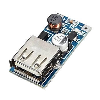 DC-DC USB 0.9V-5V 5V DC Boost Stepup Voltaj Yükseltici