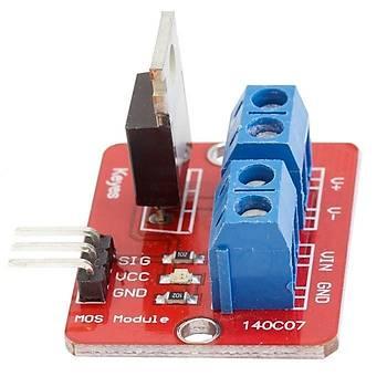 IRF520 MOSFET Sürücü Kartý